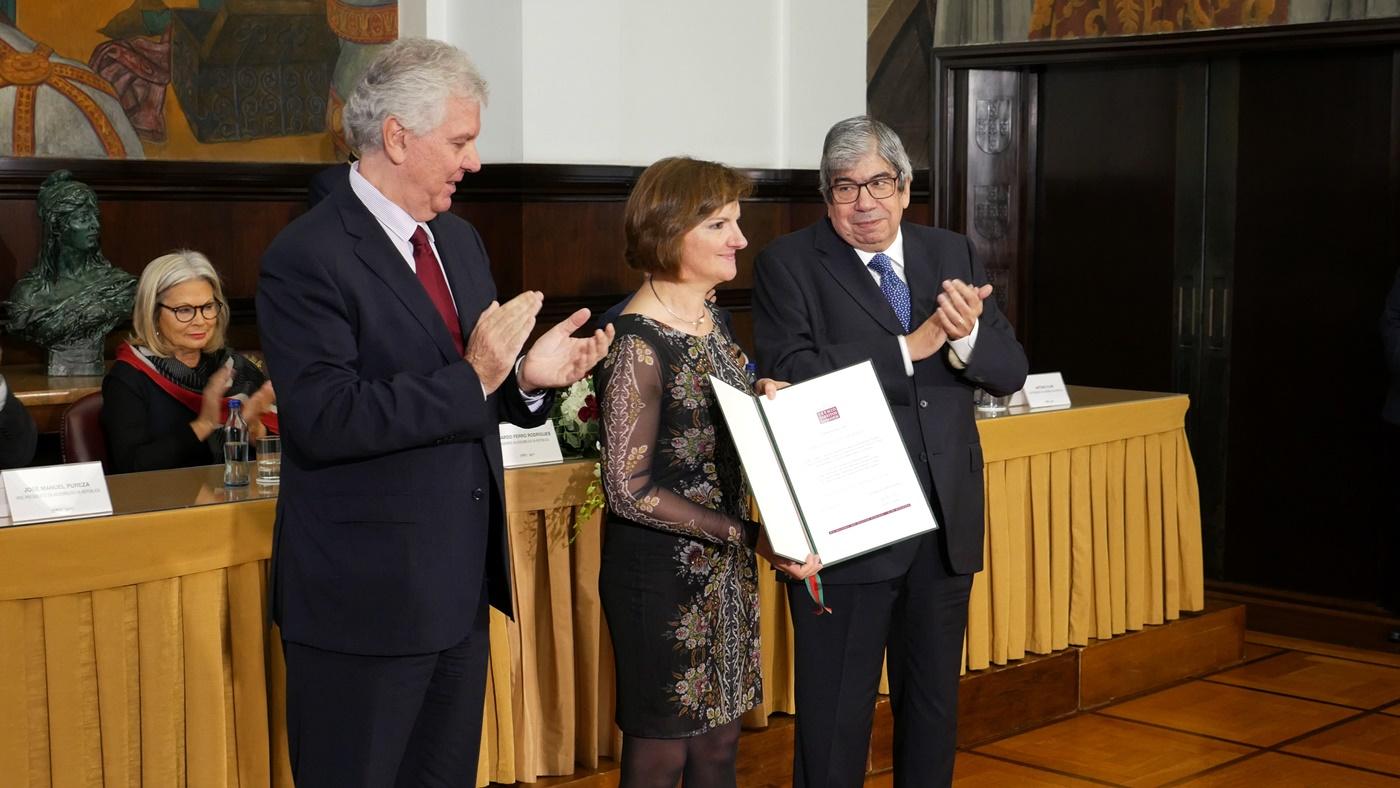 Aldeias Humanitar recebe Prémio Direitos Humanos da Assembleia da República
